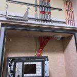 Bosch Brandmeldeanlage offen mit E30 Verkabelung