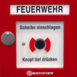 Notifier Druckkopfmelder